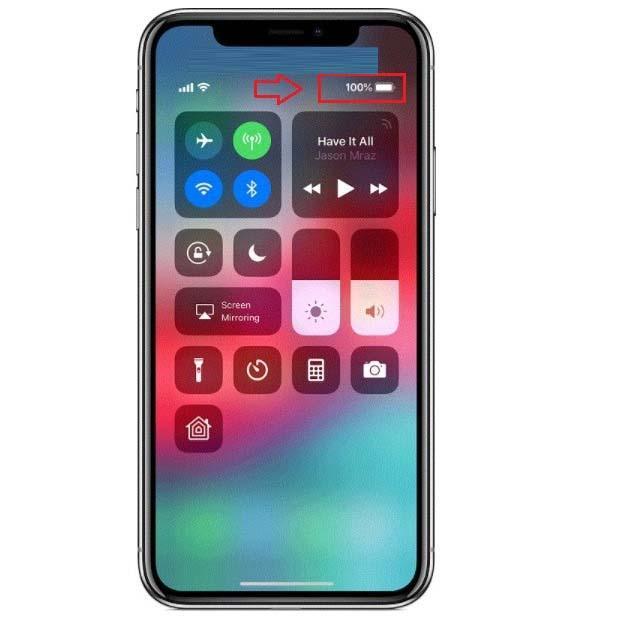 蘋果iPhone XR設置顯示電池百分比方法 - 每日頭條