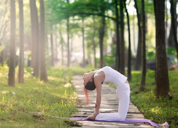 緊張,焦慮,效率低下?這五個平衡體式能幫你找回身心平衡 - 每日頭條