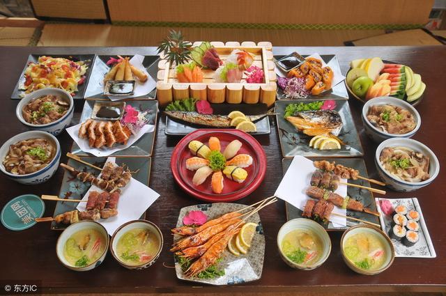 吃日本料理的正確順序。你了解嗎? - 每日頭條