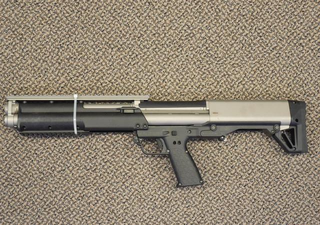 美國霰彈槍採用雙管彈艙,簡潔前衛卻緣何不受待見 - 每日頭條