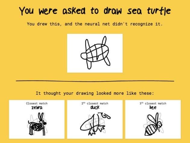谷歌推出塗鴉遊戲跟AI玩畫圖猜謎 - 每日頭條