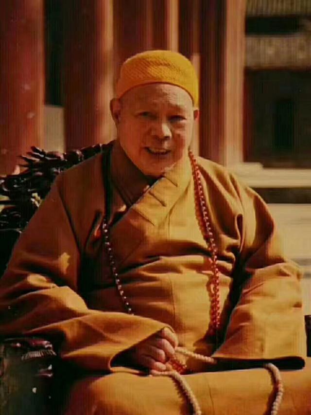 中國佛教協會名譽會長一誠老和尚示寂 - 每日頭條