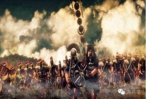 憑財產多寡評定的兵種:羅馬帝國的第一軍團 - 每日頭條