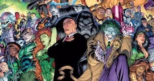 沒有超能力的小丑憑什麼挺進前五?DC宇宙10大反派 - 每日頭條