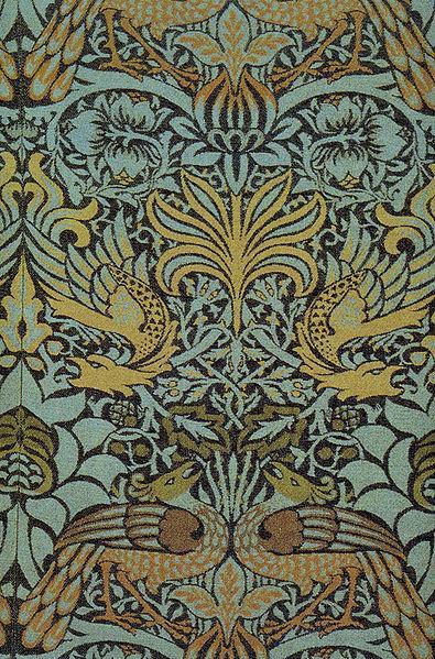 現代設計之父:威廉·莫里斯—他融合了藝術與工業 - 每日頭條