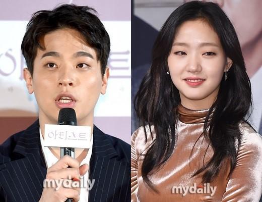 樸正民與金高銀將攜手出演韓國電影《邊山》 - 每日頭條
