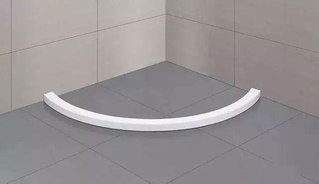 淋浴間石材擋水條的樣式及做法 - 每日頭條
