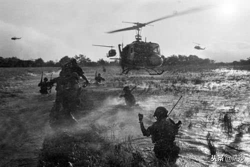 德浪河谷5倍兵力吃不掉美軍:歷史上今天美軍同北越第1次交手 - 每日頭條