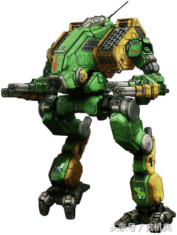 機甲想像概念 機器人戰術武器 未來戰爭也不知其真實會如何 - 每日頭條
