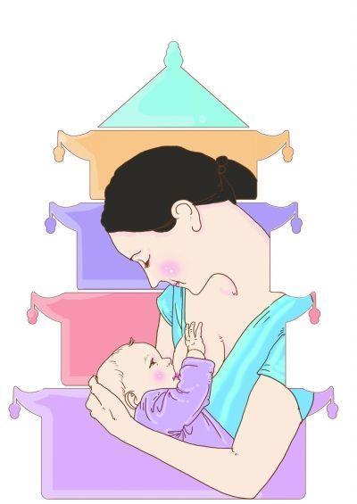 產後趣味小知識:為何哺乳期婦女不易懷孕及「暗胎」究竟是什麼 - 每日頭條
