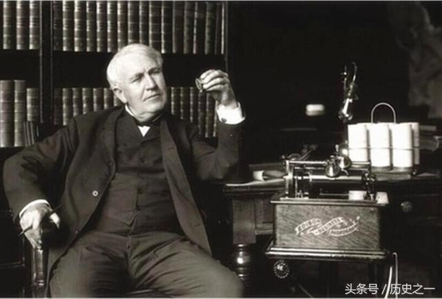 愛迪生的偉大,不是因為他發明了電燈,而是因為他的另一個身份 - 每日頭條