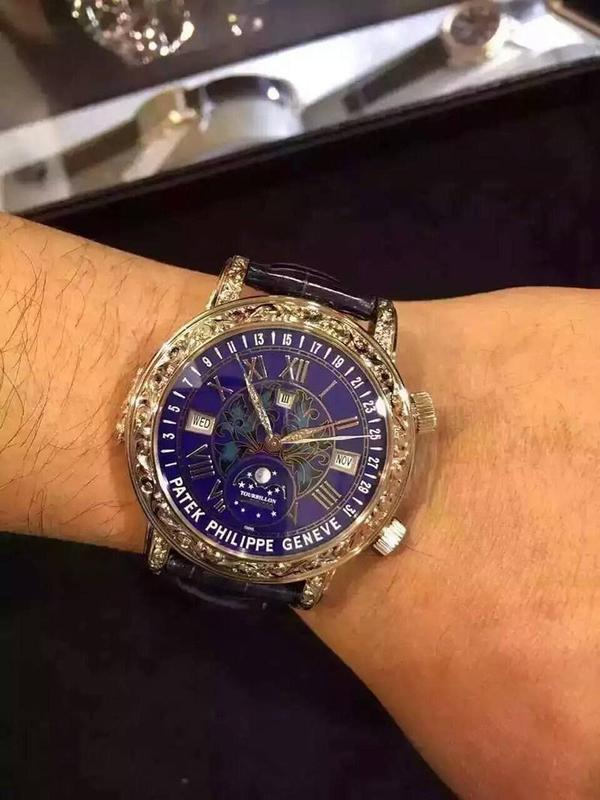 揭開百達翡麗6002G-001腕錶價格的神秘面紗 - 每日頭條
