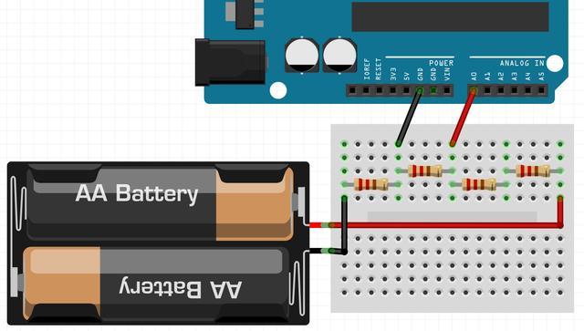 神奇的Arduino(8):自製電壓表 - 每日頭條