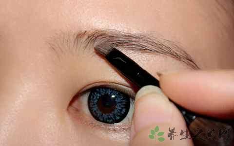 菱形眉筆怎麼畫眉毛 - 每日頭條