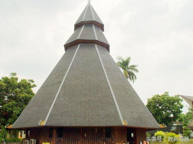 印尼各省最有特色的建築都在這裡 - 每日頭條