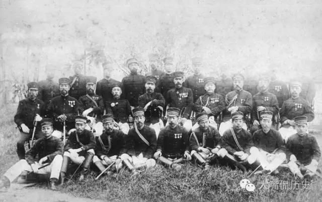 1895年日本剛剛占領臺灣時拍攝的老照片 - 每日頭條
