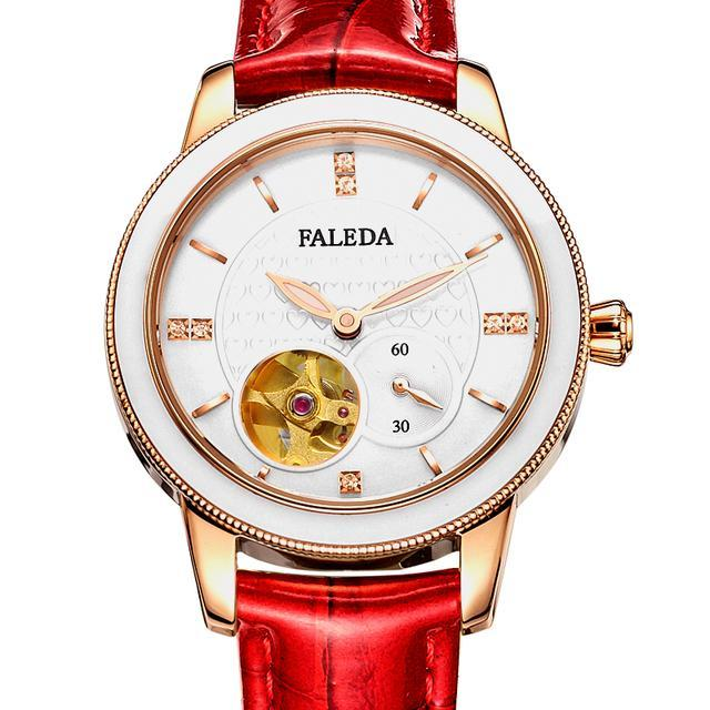 精緻女士手錶。讓優雅在細節綻放 - 每日頭條