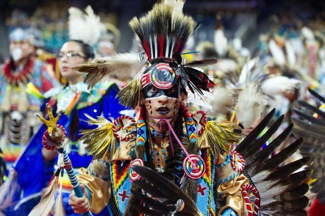 美國 原住民慶帕瓦節 - 每日頭條