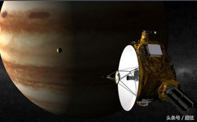 新視野號正以5萬公里時速飛離冥王星 預計2029年離開太陽系 - 每日頭條