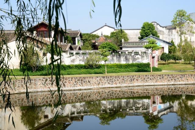 風景圖集:梅州客家公園——敬請觀賞! - 每日頭條