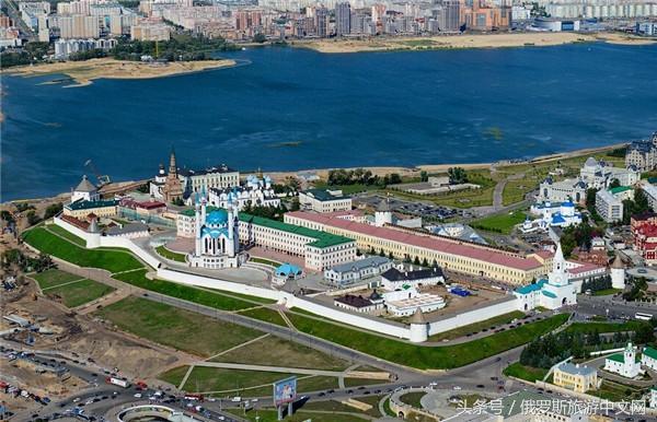 俄羅斯數百座克里姆林宮。獨愛喀山這一座! - 每日頭條