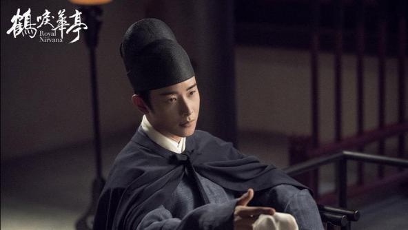《鶴唳華亭》羅晉成最慘男主,唐嫣發文感嘆「太難」,最慘的是她 - 每日頭條