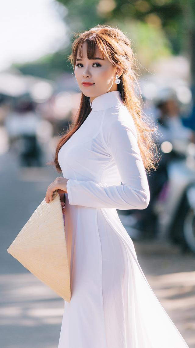 越南傳統服裝奧黛 Ao Dai - 每日頭條
