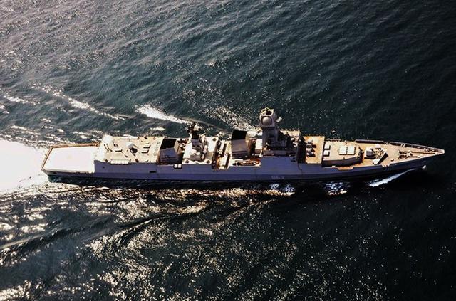 萬國牌旗艦:從設計建造到服役長達20年,造價超過3900億! - 每日頭條
