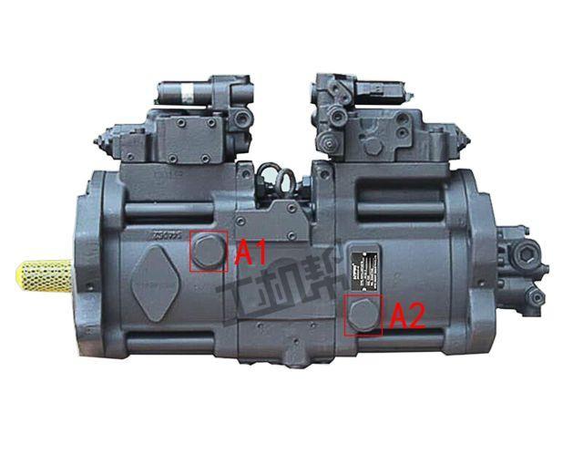 挖掘機液壓泵、多路閥上的溢流閥該怎樣調節?老司機已收藏 - 每日頭條