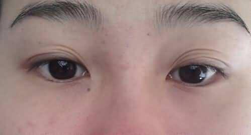 三層或多層眼皮的女人。感情迷茫波折 - 每日頭條