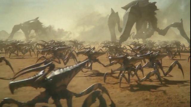 20年後《星河戰隊》再出續集,經典電影上映只限一天 - 每日頭條