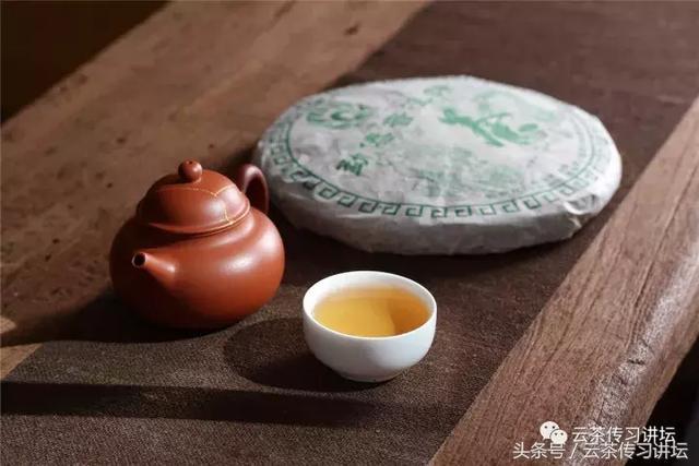 普洱茶有哪些價值? - 每日頭條