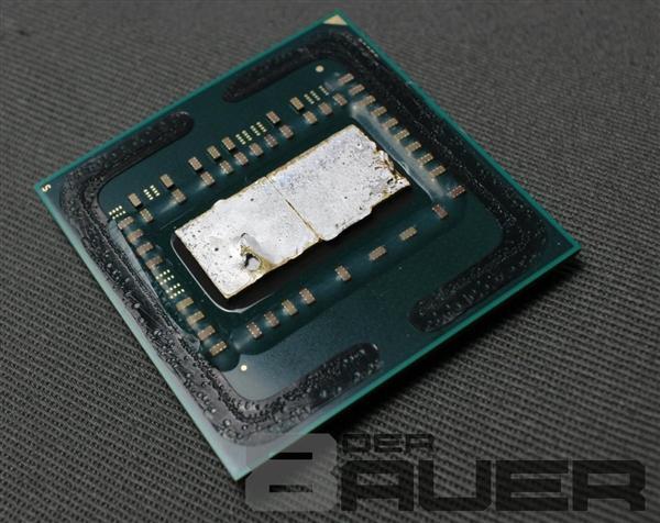千萬不要給AMD Ryzen處理器開蓋!頂級玩家接連報廢三顆 - 每日頭條