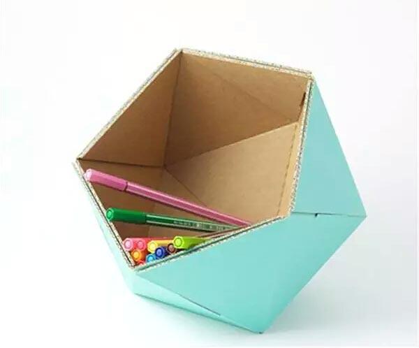購物包裝盒大用處 紙盒DIY變廢為寶 - 每日頭條