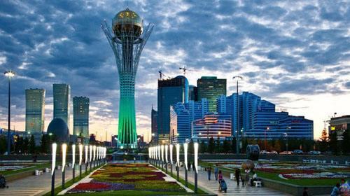 一帶一路「斯坦」中亞國家。有什麼好玩的旅遊景點 - 每日頭條