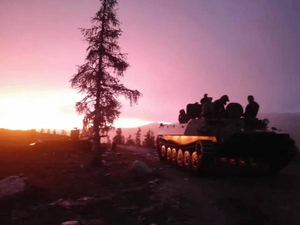 遠征西伯利亞,野性俄羅斯自駕,狩獵之旅 - 每日頭條