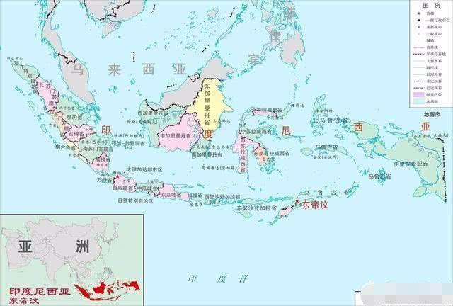 印度,國號印度尼西亞共和國( jan 3 dou 6 nei 4 sai 1 aa 3 gung 6 wo 4 gwok 3 ,東臨太平洋,印度尼西亞和印尼的區別是什麼? - 每日頭條