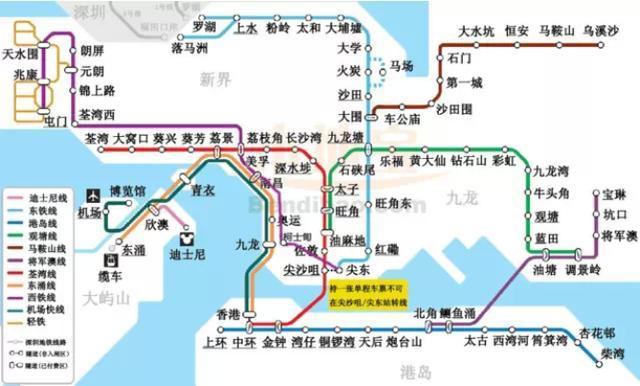 肇慶可以這樣乘高鐵游香港,全程2小時30分 - 每日頭條
