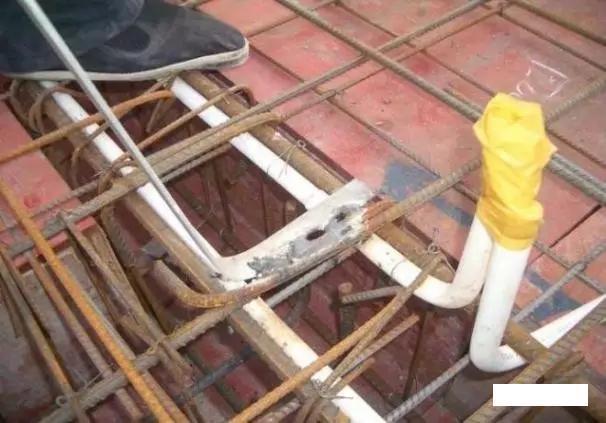 建築工程安裝預埋質量通病 - 每日頭條