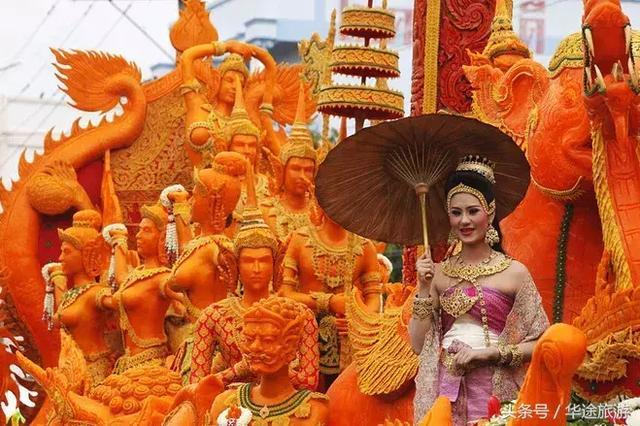 關於濕身與浪漫   與泰國舉國狂歡的時刻都在這裡! - 每日頭條