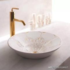 Oil Rubbed Bronze Kitchen Sink Backspash 选对浴室面盆 品质 实用 这7种面盆 你喜欢哪款呢 每日头条 油擦青铜厨房水槽