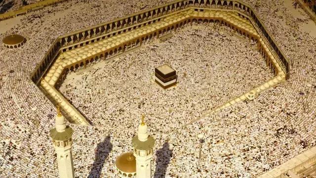 伊斯蘭教第一聖地—麥加|西行文化 - 每日頭條
