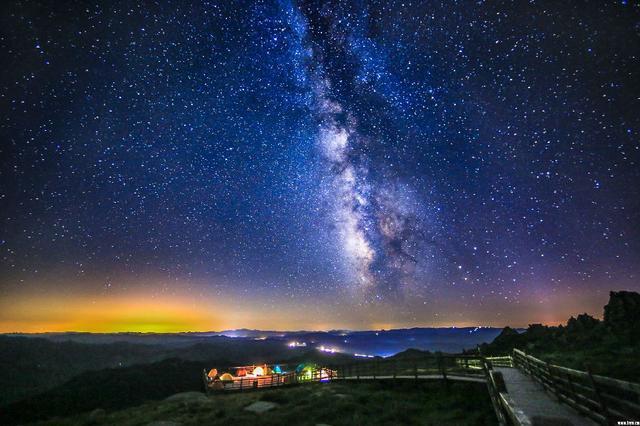 絕美冰山樑休閒露營 看流星雨 拍銀河 觀雲海 - 每日頭條