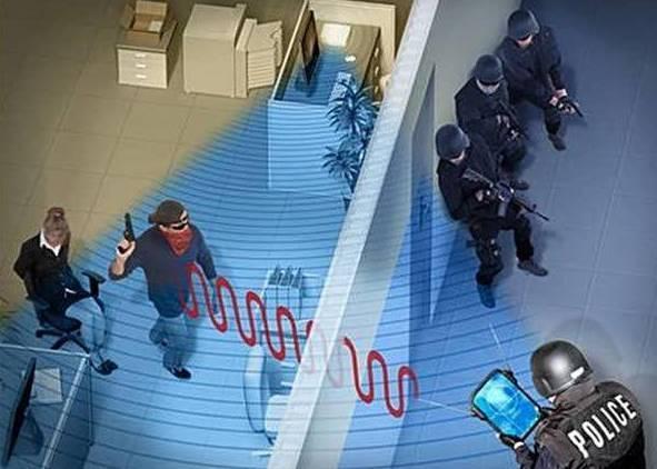 WiFi還有這樣的技術。可以穿牆直接看到一清二楚的你! - 每日頭條