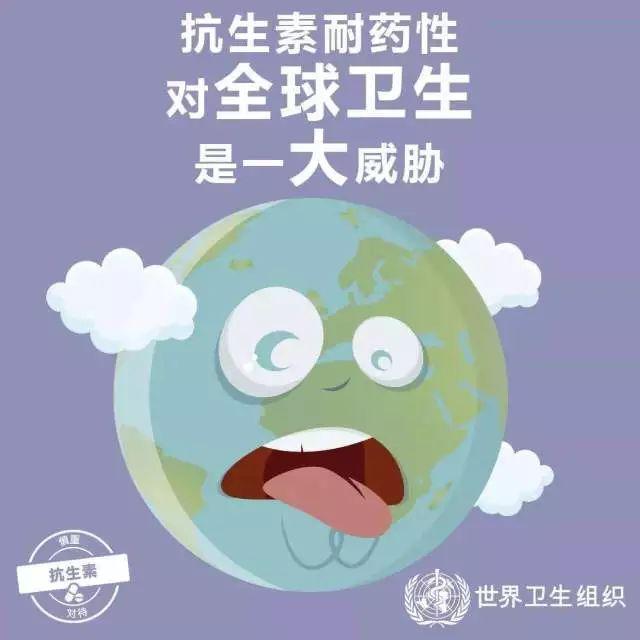 「健康傳遞」抗生素你認識多少?——「世界提高抗生素認識周」 - 每日頭條