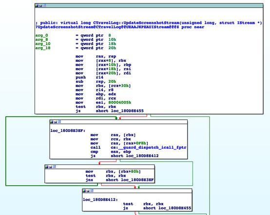 使用最新的代碼重用攻擊繞過執行流保護(一) - 每日頭條