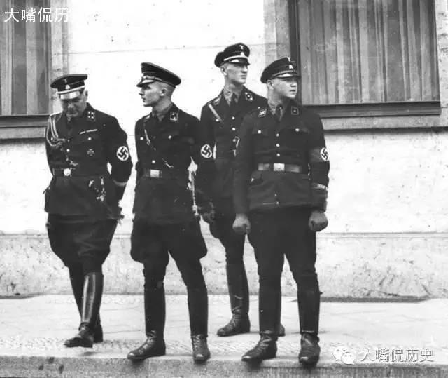 納粹制服為什麼那麼帥?不是因為希特勒,而是因為他! - 每日頭條