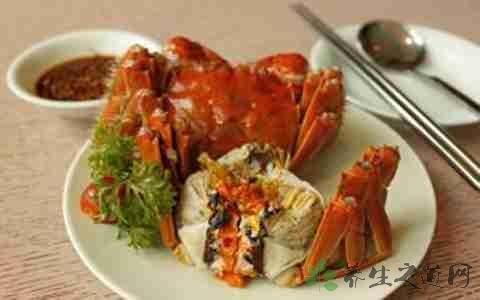 隔夜的清蒸大閘蟹還能不能吃 - 每日頭條