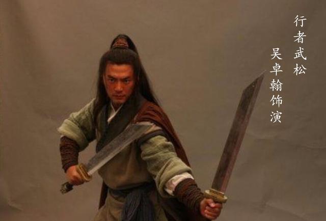 《水滸傳》原來打虎英雄武松,也有兩大剋星,其中一個還生擒過他 - 每日頭條
