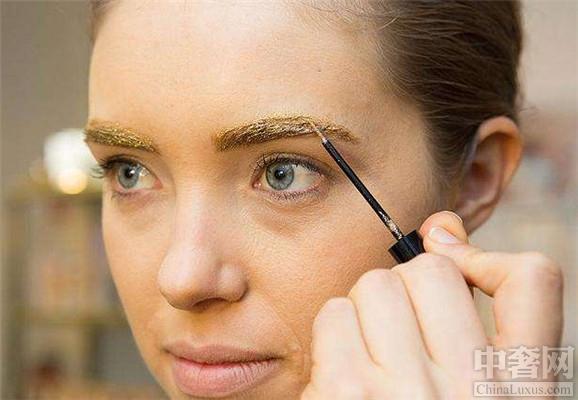 關於眉毛顏色的那些事 你知道幾個 - 每日頭條